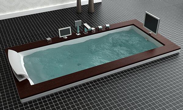Lợi ích của bồn tắm massage