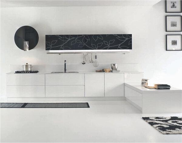 Tủ bếp cao cấp Arrex - Cristallo