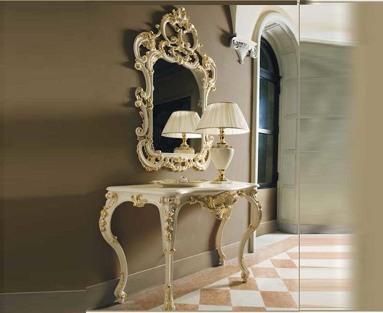 Bàn trang trí nội thất phòng khách cao cấp Hùng Túy
