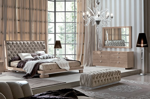 Nội thất phòng ngủ cao cấp nhập khẩu tại Hùng Túy