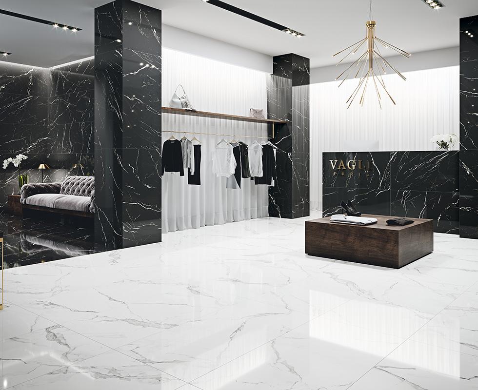 Gạch vân đá Marble - Marmorea