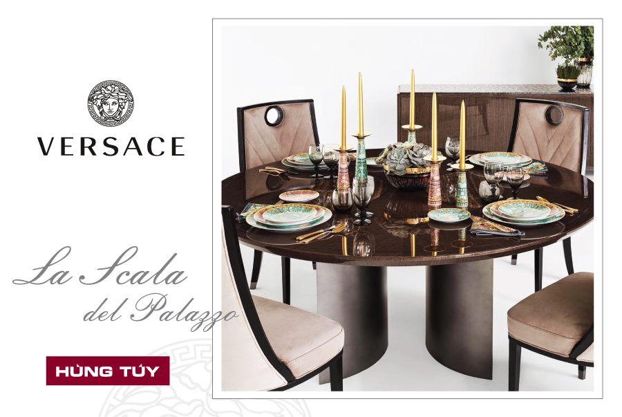 La Scala Del Palazzo - Nguồn cảm hứng cho bữa tối quý tộc