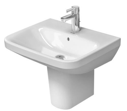 Chậu rửa chân lửng Duravit - Durastyle 231955/08583