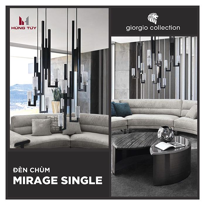 Đèn chùm Mirage Single