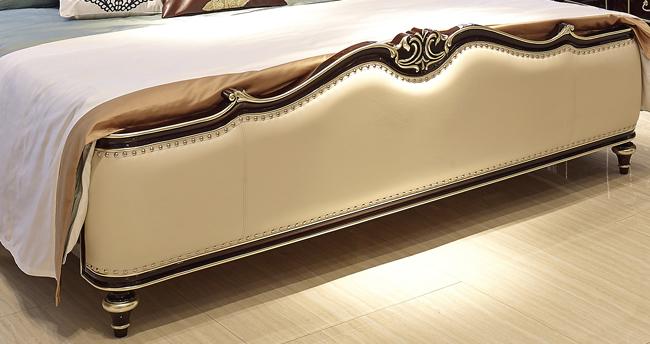 Da bọc giường được làm từ da thật 100%
