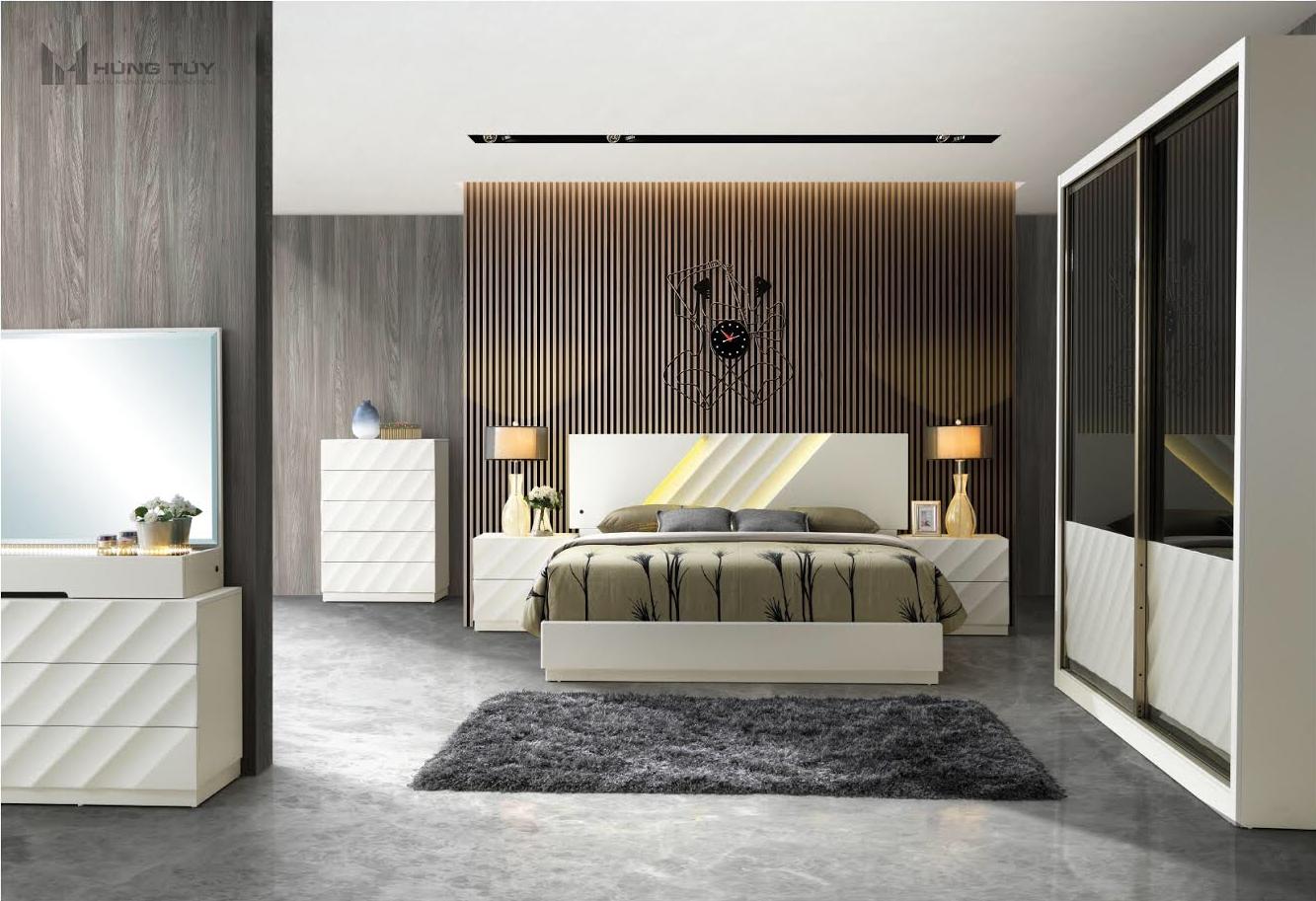 Nội thất phòng ngủ Alto Velasca