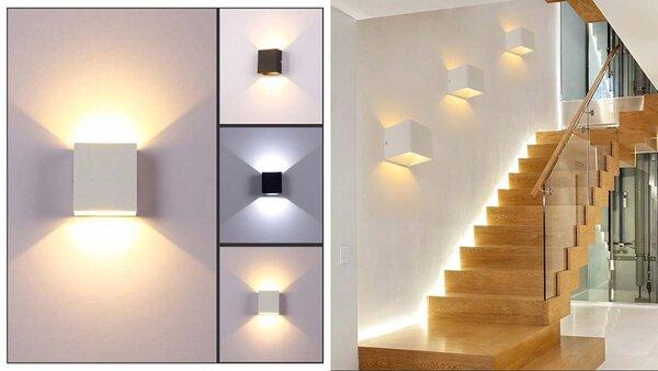 Lựa chọn đèn trang trí cầu thang có chất lượng ánh sáng tốt