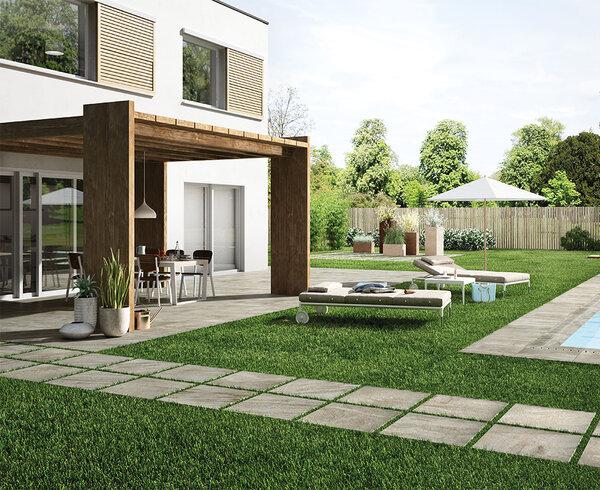 Gạch ốp sân vườn trang trí Mineral D thương hiệu Italgraniti - Italy