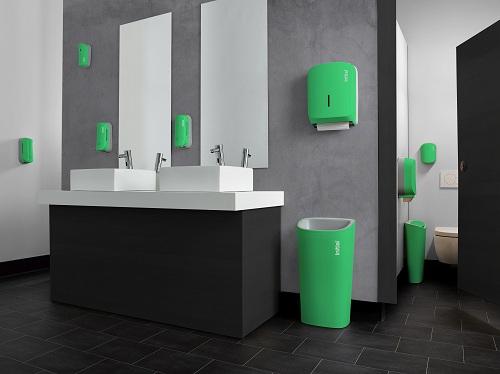 Nhà vệ sinh sử dụng toàn bộ các thiết bị hiện đại, tìm hiểu thêm tại Showroom Hùng Túy