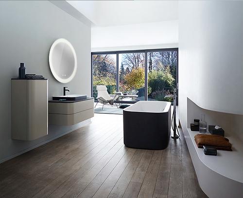 Bộ sưu tập phòng tắm Duravit HAPPY D2 Plus