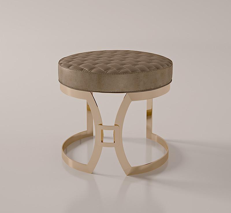 ghế bàn trang điểm Carpanese Home - Art.7088