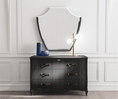 gương bàn trang điểm Carpanese Home - Art.7024