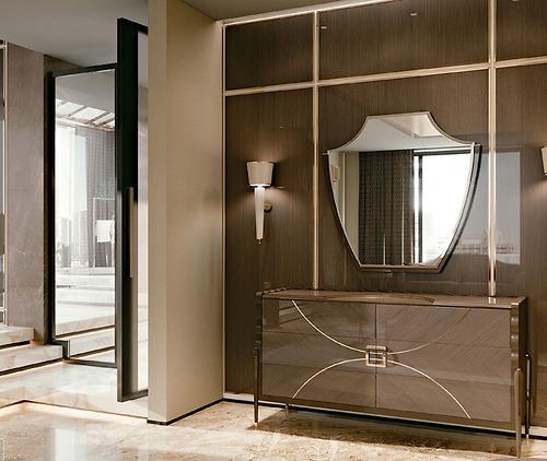gương bàn trang điểm Carpanese Home - Art.7024 nhập khẩu Italy