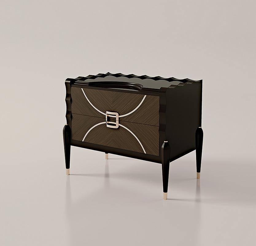 tủ đầu giường Carpanese Home - Art.7022