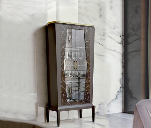 tủ rượu 2 cánh Carpanese Home - Art.7501