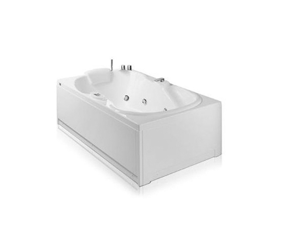 Bồn tắm massage Glass - Lis