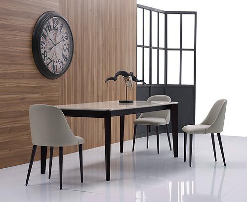 Ghế bàn ăn Centro CasaCPMK125-78#-SS15 thuộc bộ sưu tập Marley