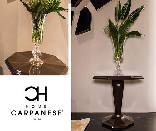 bàn trà Carpanese Home - Art.7030 tinh tế trong từng đường nét, toát lên vẻ sang trọng nhưng vẫn phù hợp với cả những không gian nhà ở hiện đại.