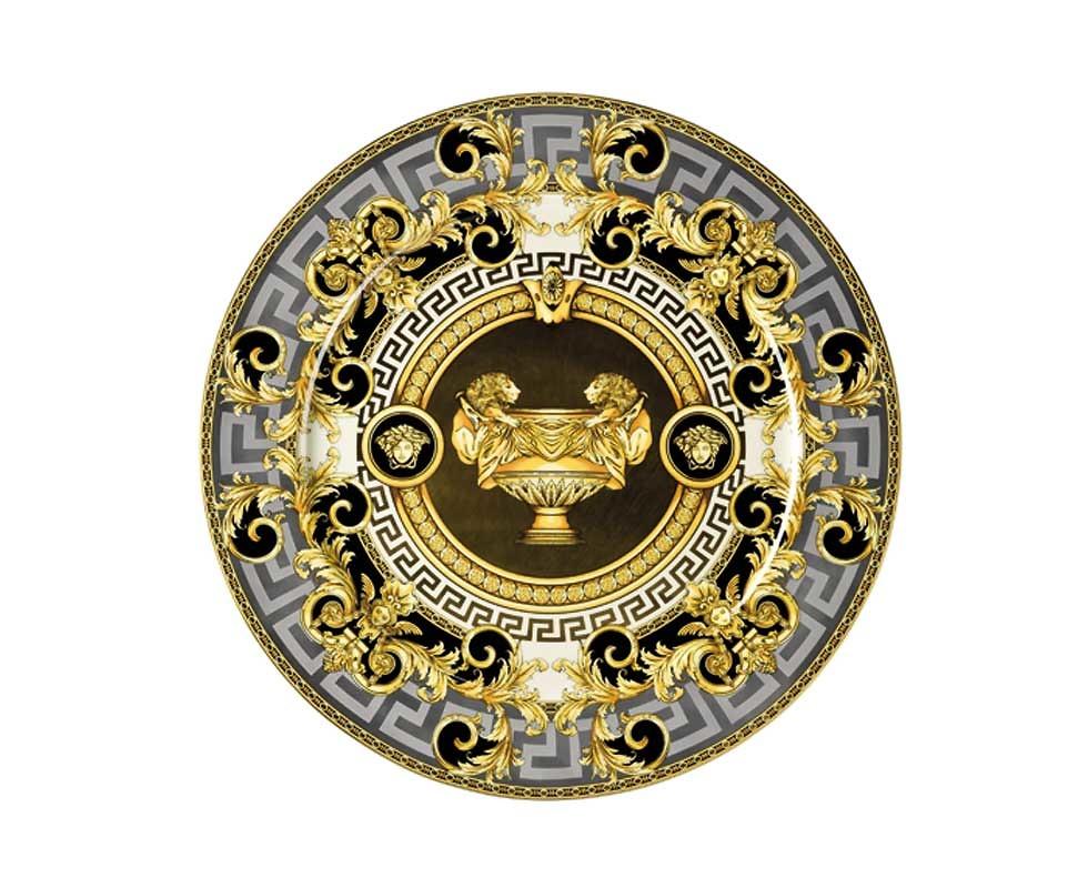 Đĩa ăn D30 Versace - 19325-403637-10230
