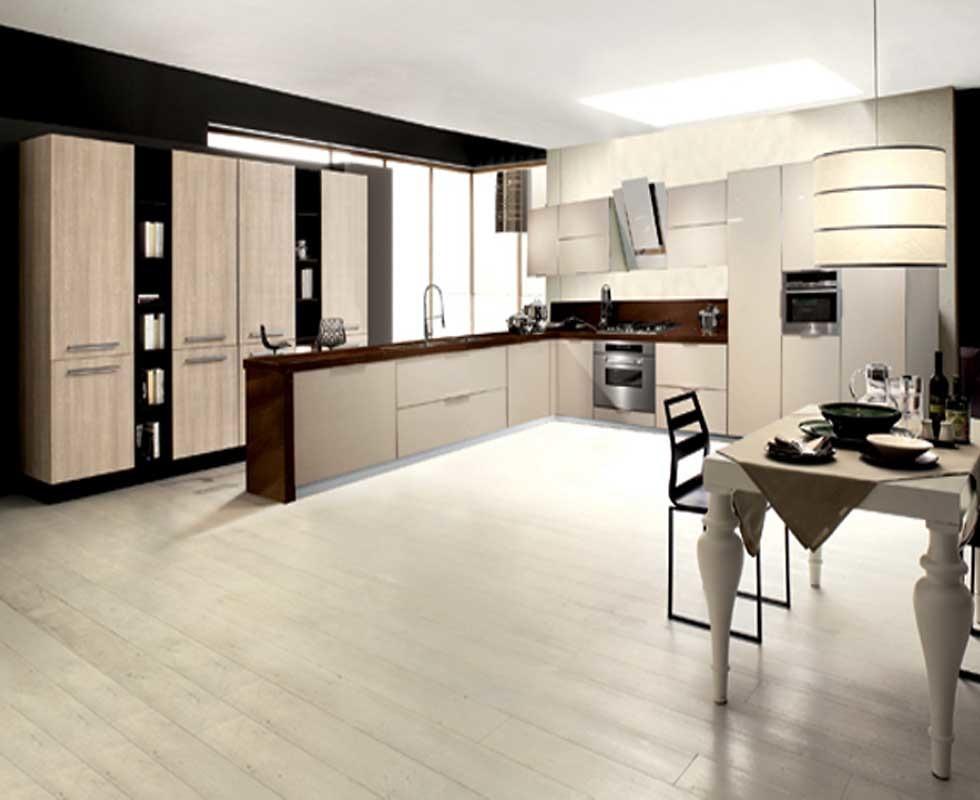 Tủ bếp Arrex - Cristallo