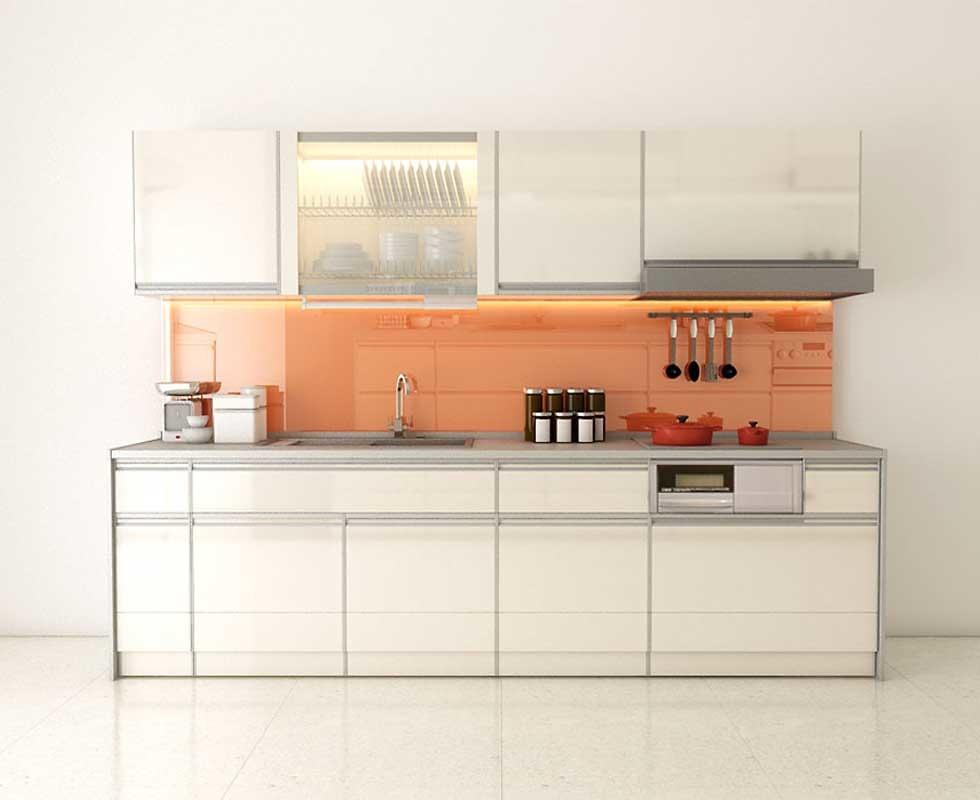 Tủ bếp Takara Standard - Emage màu VPI