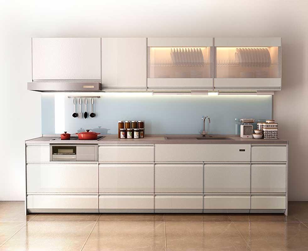 Tủ bếp Takara Standard - LEMURE màu LRI