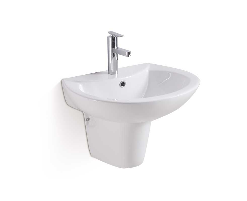 Chậu rửa chân lửng Picenza - PZ3007D