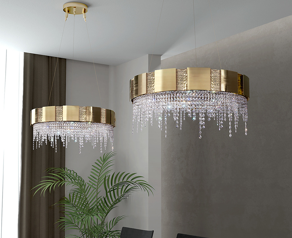 Đèn chùm Castro Lighting - 9183.80