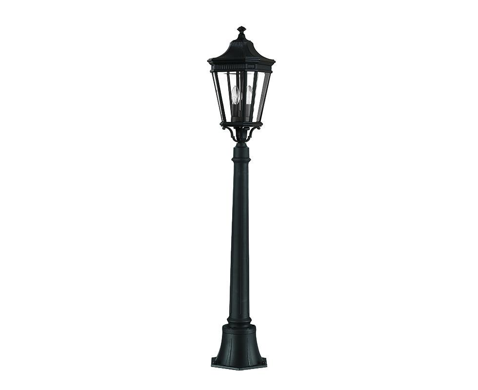 Đèn cột thấp Elstead Lighting FE/COTSLN4/M BK