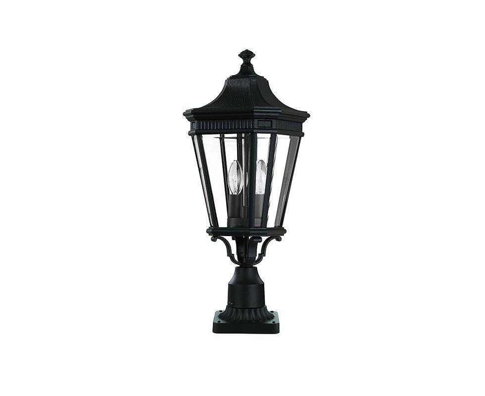 Đèn cột trụ Elstead Lighting FE/COTSLN3/M BK