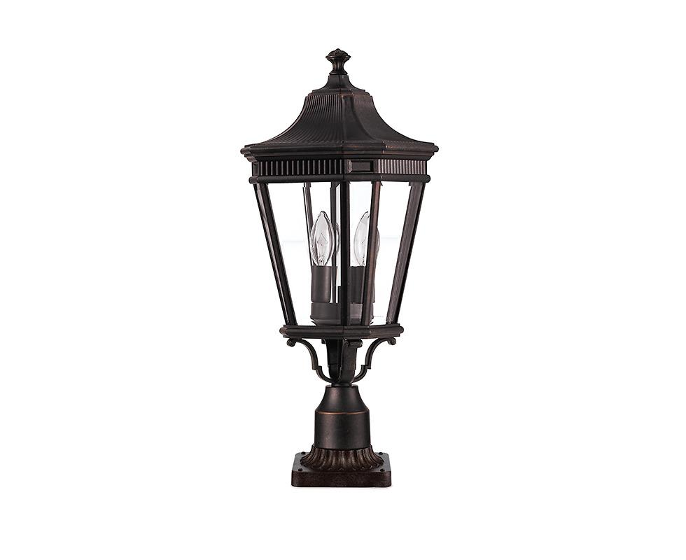 Đèn cột trụ Elstead Linghting - FE/COTSLN3/M GB