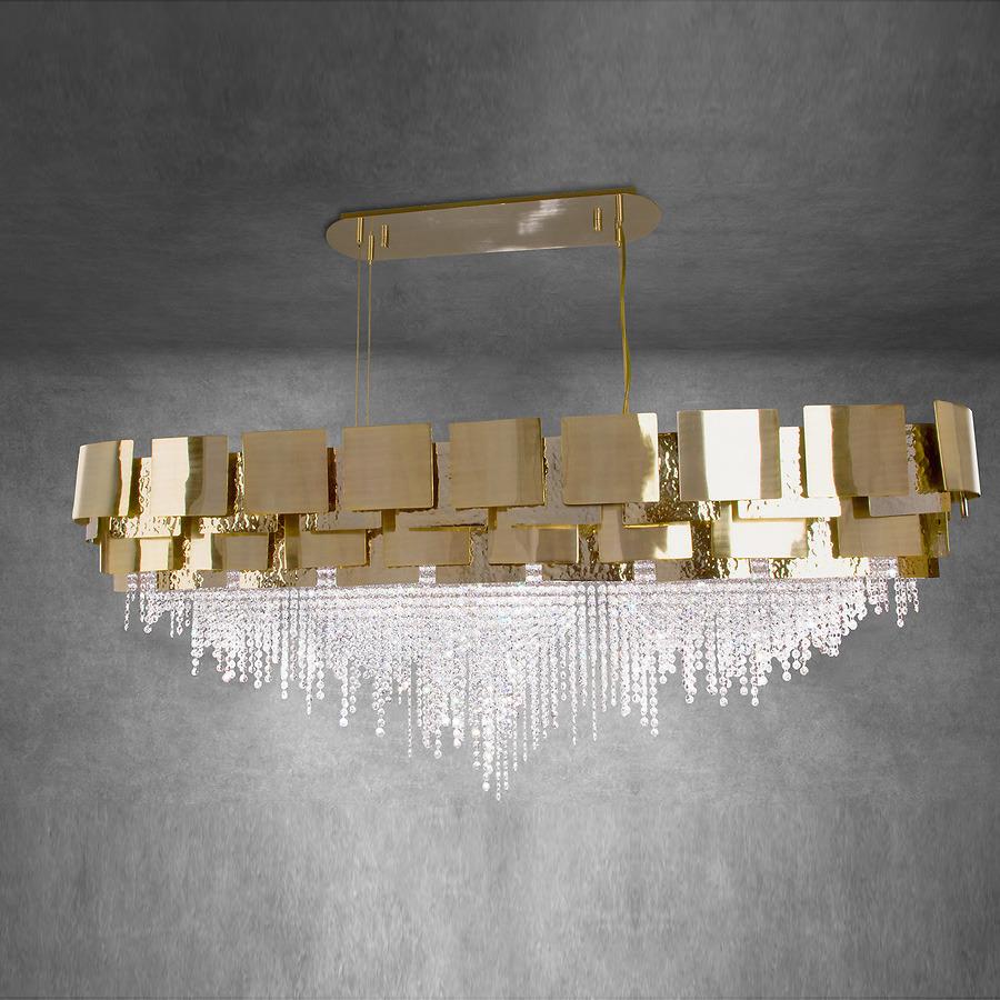 Đèn chùm Castro Lighting - Mondrian/9180.170x55