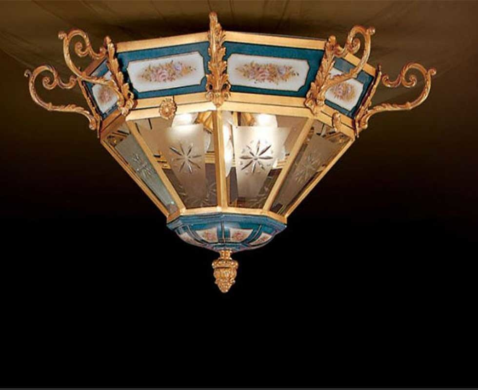 Đèn trần FBAI - 3120/PL60