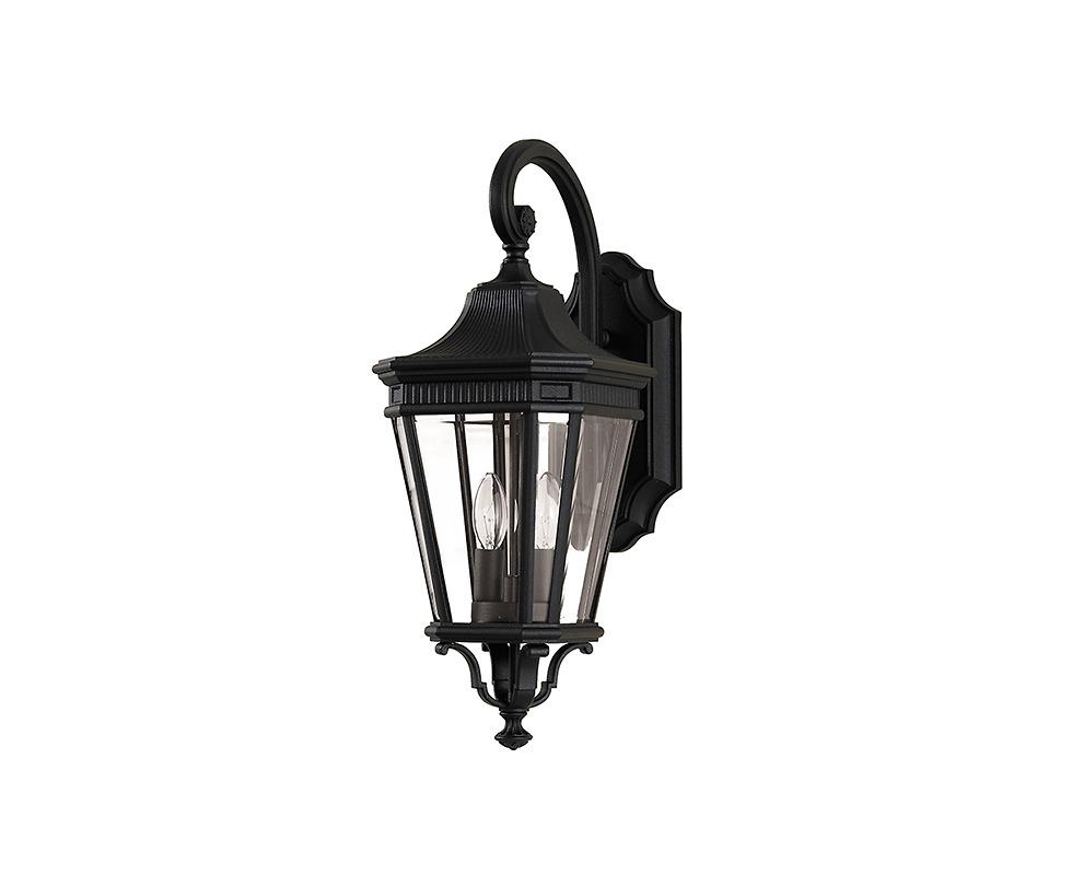 Đèn tường Elstead Lighting - FE/COTSLN2/M BK