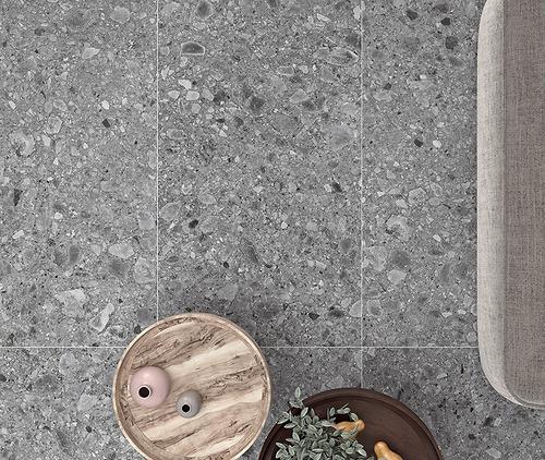 Gạch Argeta - Flodsten Winter là mẫu gạch vân đá Stone, kích thước 60x60cm