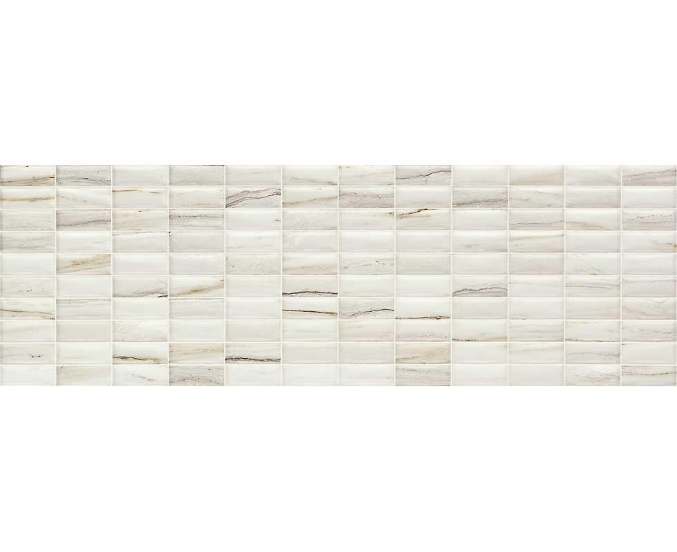 Gạch vân đá marble Mosaico White