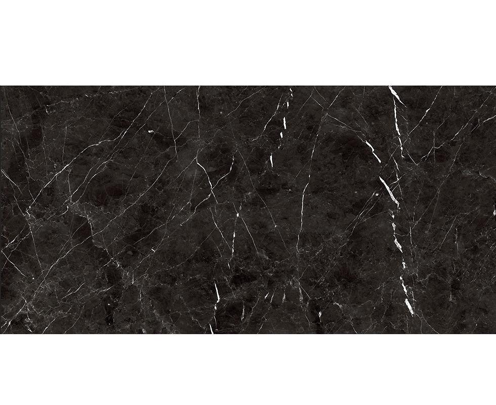 Gạch vân đá marble Sunhearrt - Black Marquina