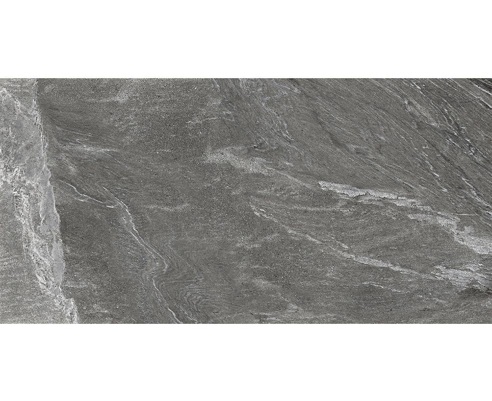 Gạch vân đá marble Stone Wave Black Honed