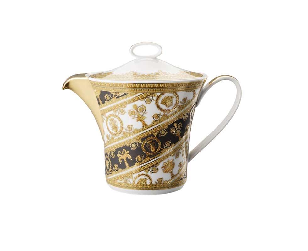 Ấm trà Versace - 10490-403651-14230