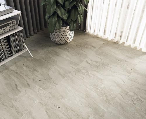 Gạch vân đá marble Pienza Avorio Pulidothuộc loại gạch Porcelain có độ hút nước ≤0.5%.