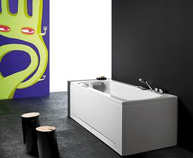 Bồn tắm massage Glass - Linea