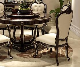 Ghế bàn ăn Royal CM 619D/Da P108