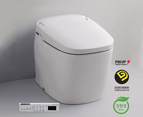 Bồn cầu điện tử Daelim Smartlet 8000