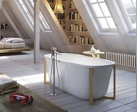 Bồn tắm Glass Malmo
