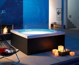 Bồn tắm massage Duravit - Blue Moon