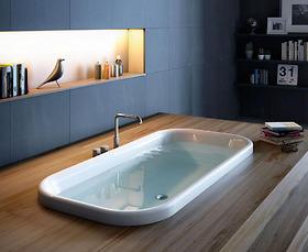Bồn tắm Glass - Pearl 180