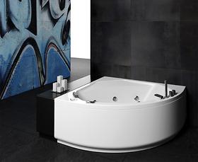 Bồn tắm massage Glass - Pop