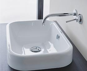 Chậu rửa dương bàn Duravit - Happy D2 2314600000