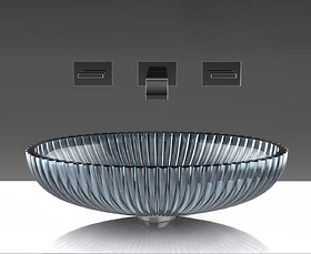 Chậu rửa Glass Design PREMIUMT45F4