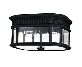 Đèn ốp trần Elstead Lighting FE/COTSLN/F BK